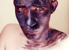 Cosmos IV by Dan-Heffer