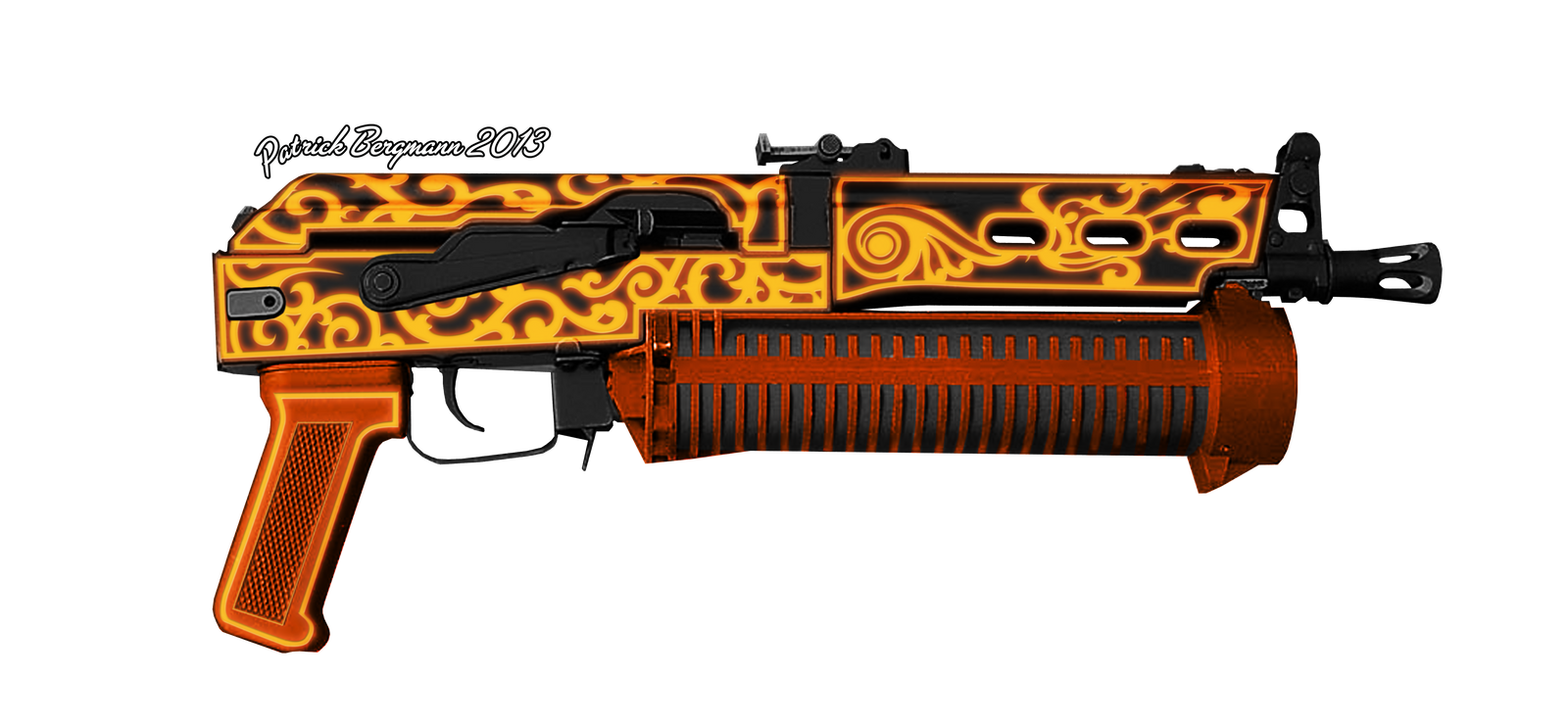 Bizon pp19 TRON by PatB91