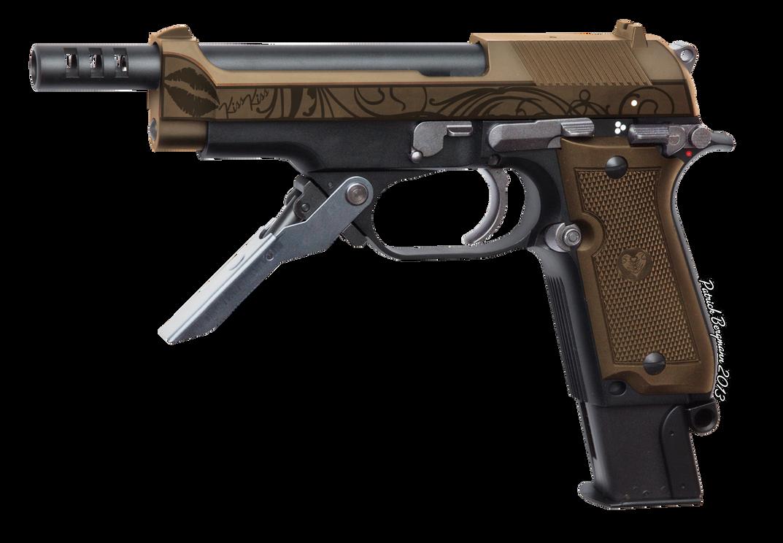 KSC Beretta M93R by PatB91