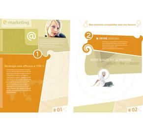 E-marketing by boufi