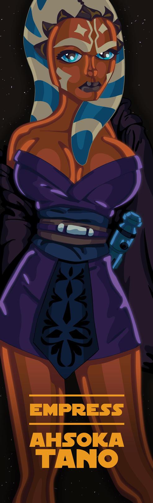 How Ahsoka became the empress by juhaszmark