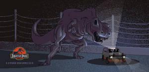 Jurassic Pixel Park