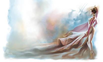 Graceful Wind by mahmoodalkhaja