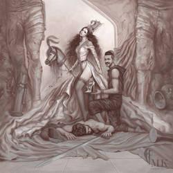 The Malevolent Triangle By Mk Mahmood Al Khaja
