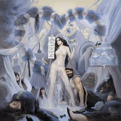 MY BLUE WEDDING BY MK MAHMOOD AL KHAJA