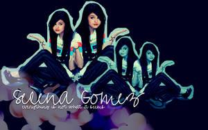 Selena Gomez Wallpaper by BoTToM-oF-tHe-OcEaN