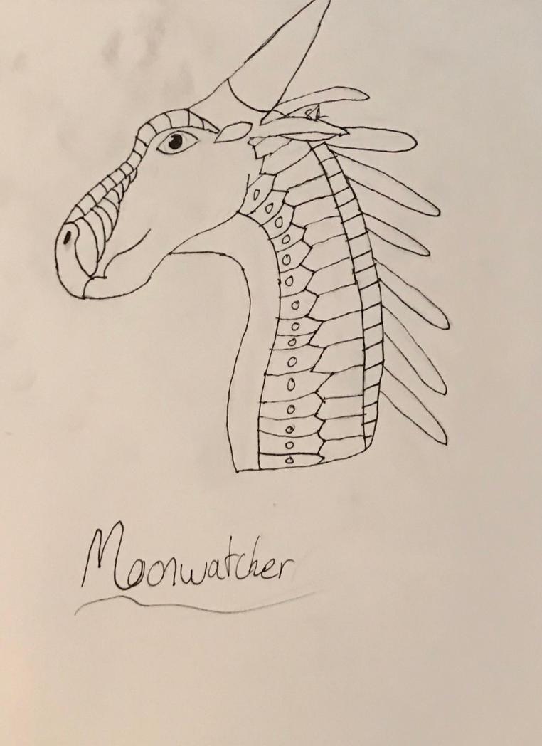 Moonwatcher by sosozelda