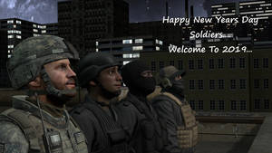 Welcome To 2019 Soldiers