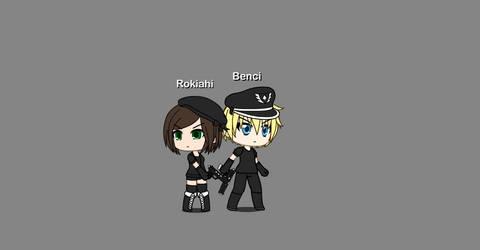 Rokiahi And Benci