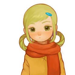 Momoko Asuka ( Ojamajyo Doremi) by KimGoma