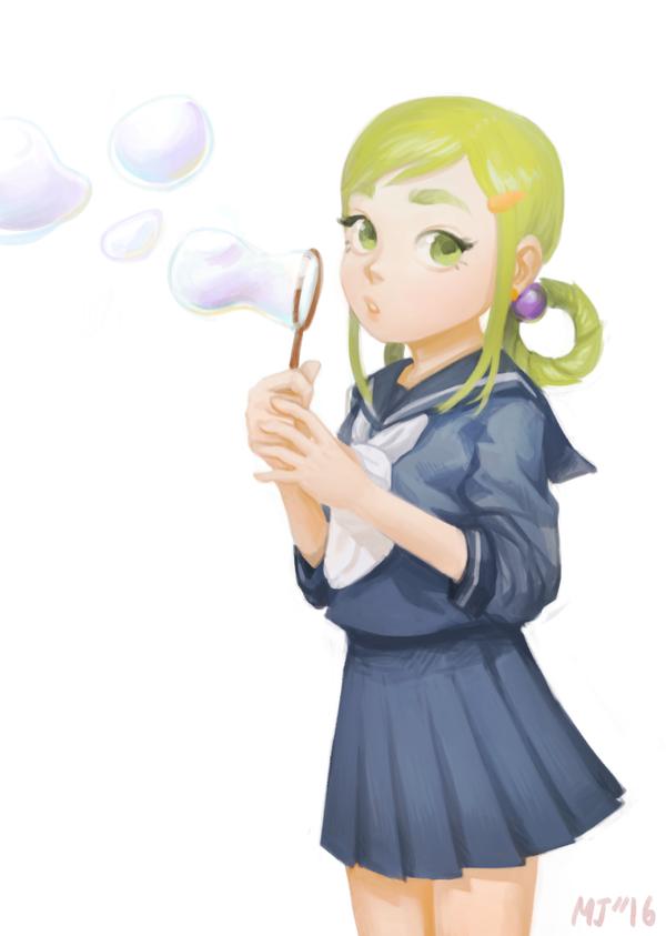 Soap Bubbles by KimGoma