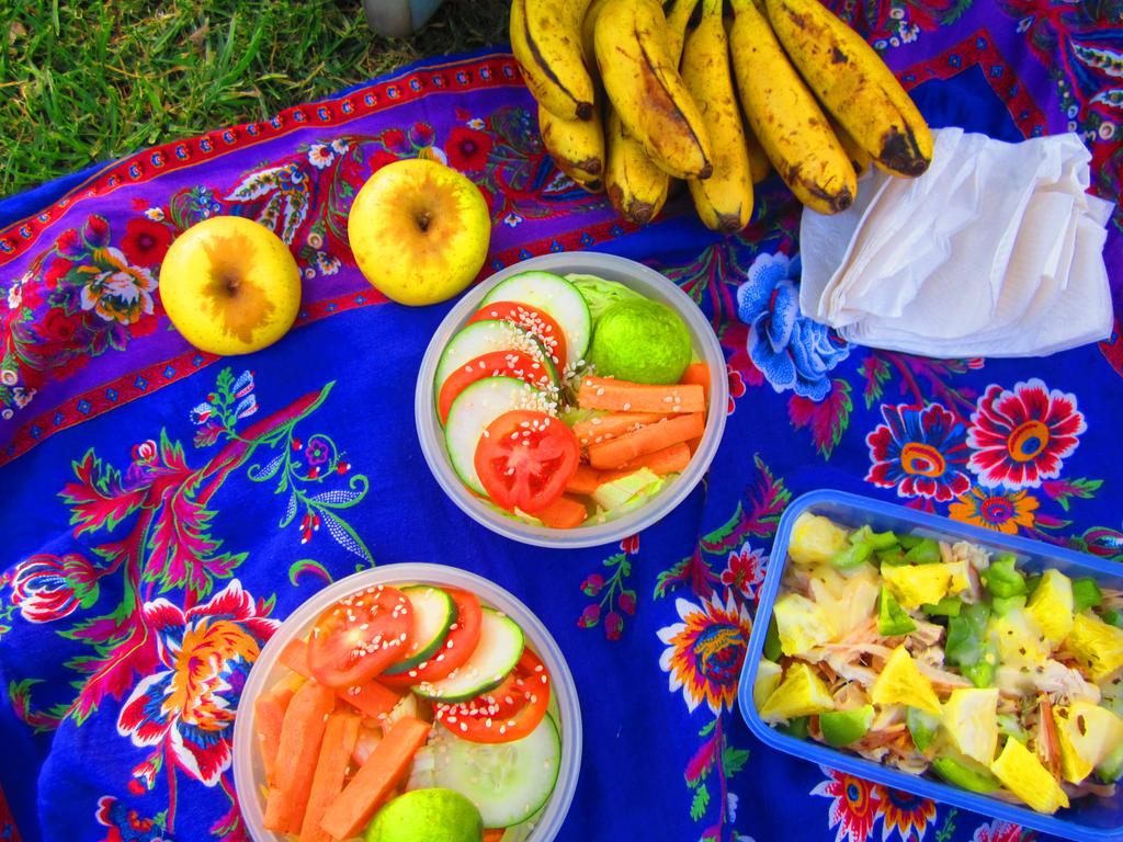 Tarde de picnic by karenharrani