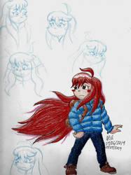 Madeline Doodles