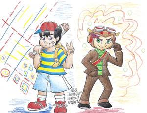 Ness and Raz