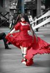 Alice Baskerville [Red Artbook Dress]