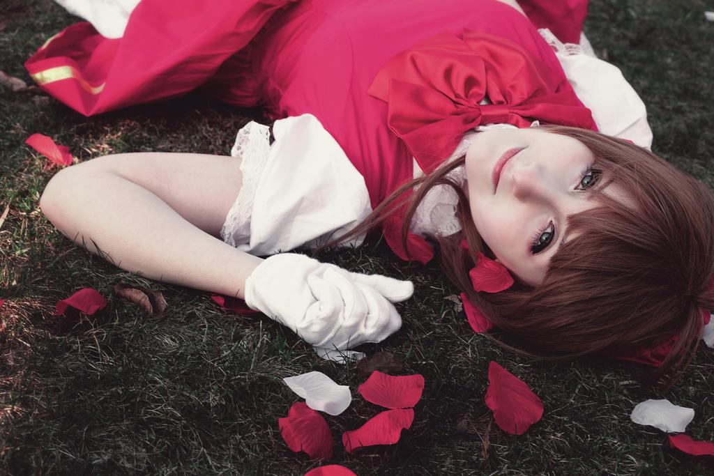 Sakura by Bell-hime