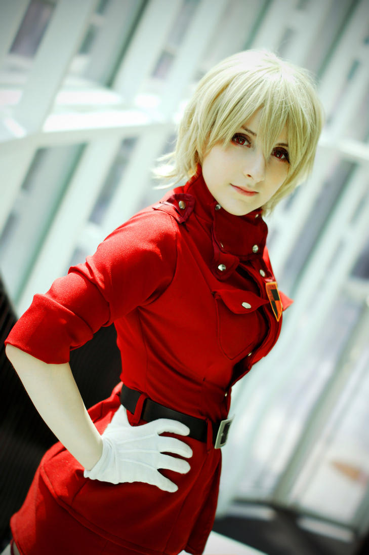 Seras Victoria 2 by Bell-hime