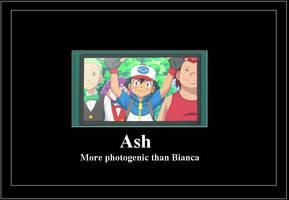 Ash photogenic meme by 42Dannybob