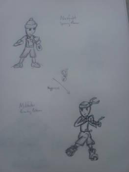 Neofight and Militator GVI