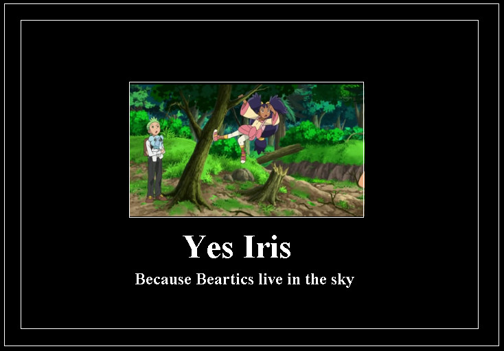 Iris Beartic Meme By 42dannybob On Deviantart