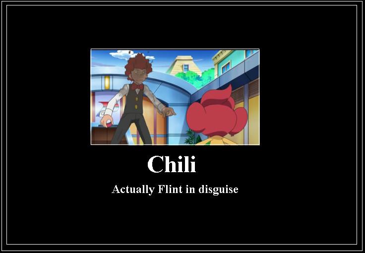 Chili Identity Meme by 42Dannybob