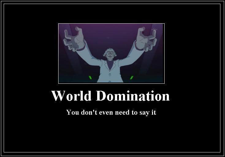 World Domination Password 61
