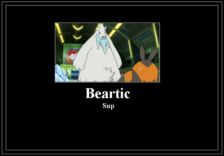 Beartic Meme By 42dannybob On Deviantart