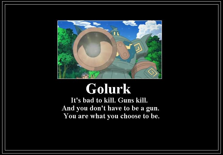 iron golurk meme by 42dannybob on deviantart