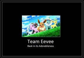 Team Eevee Meme (SSS) by 42Dannybob
