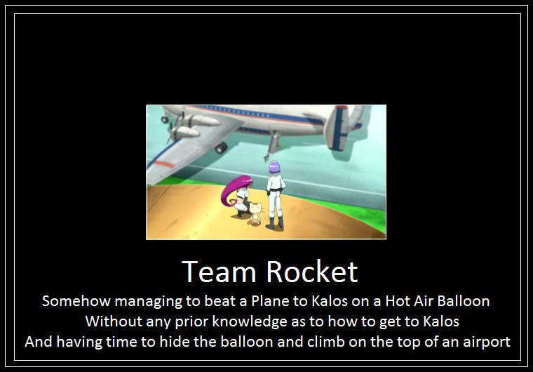 Team Rocket Kalos Meme