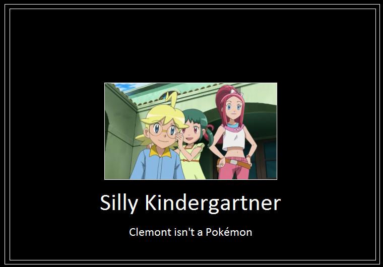 Clemont Pokemon Meme
