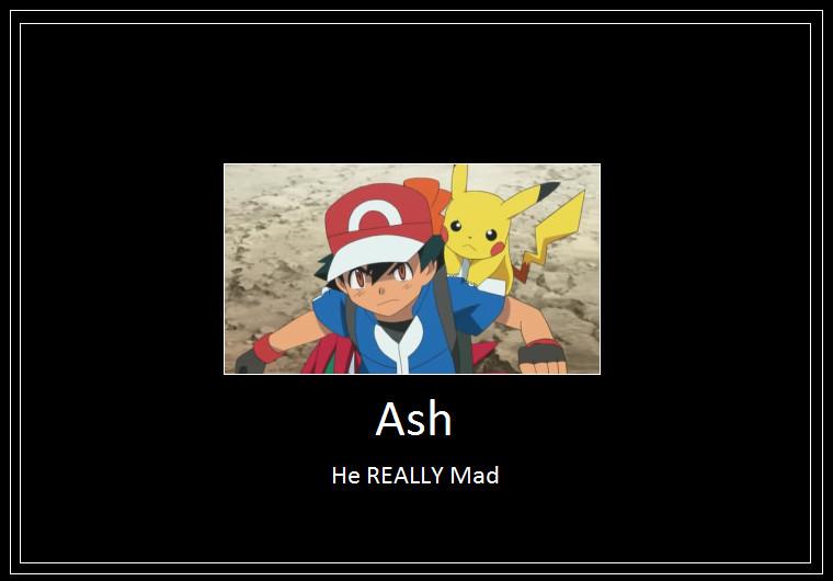 Ash mad