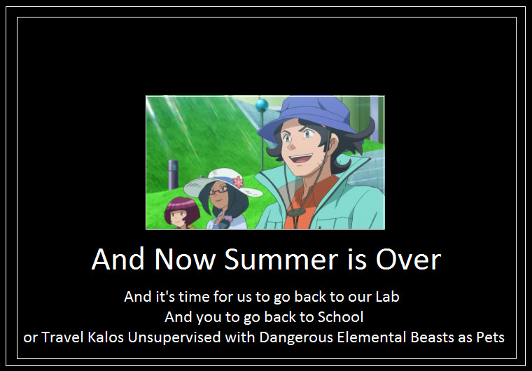 Summer Camp Meme 4