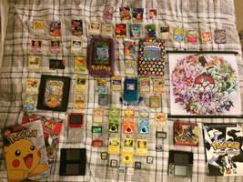 20 Years of being a Pokemon Fan by 42Dannybob