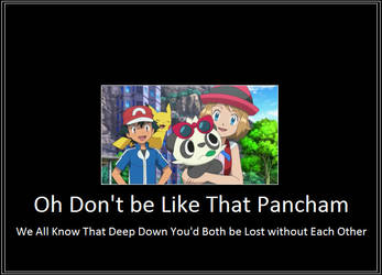 Pancham Chespin Found Meme 2 by 42Dannybob