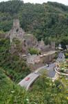 Untere Manderscheider Burg - castle Manderscheid