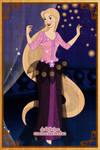 Goth Rapunzel