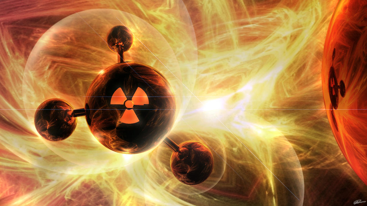 Nuclear Force by GuilleBot