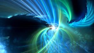 Rays fractal