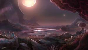 Binary Planet.