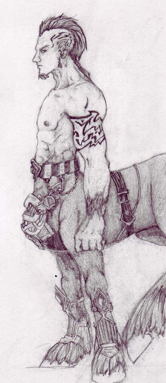 centaur by jenkesh1