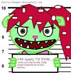 fliky arrestada
