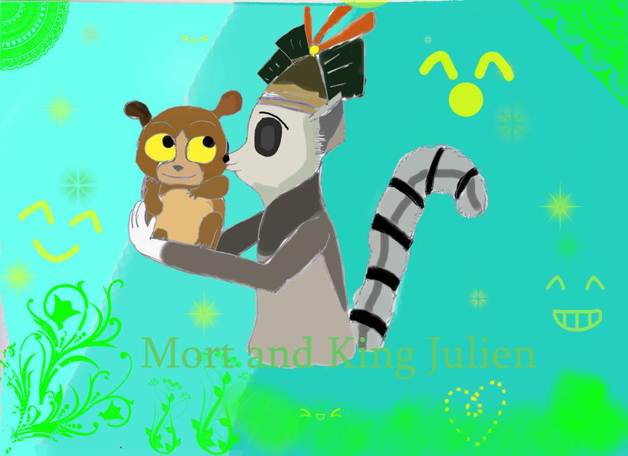 2020 Other | Images: Mort The Lemur And King Julien