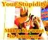 Hang Up by shikatemalover