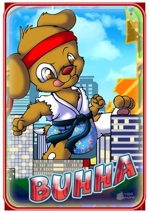 Ninja doggy by DiapredClown