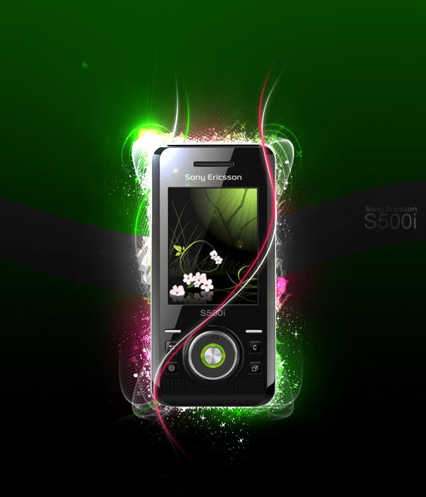 S500i - Sony Ericsson by r0man-de