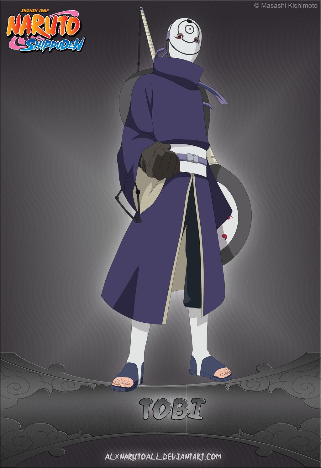 tobi/obito uchi... Jinpachi Munashi