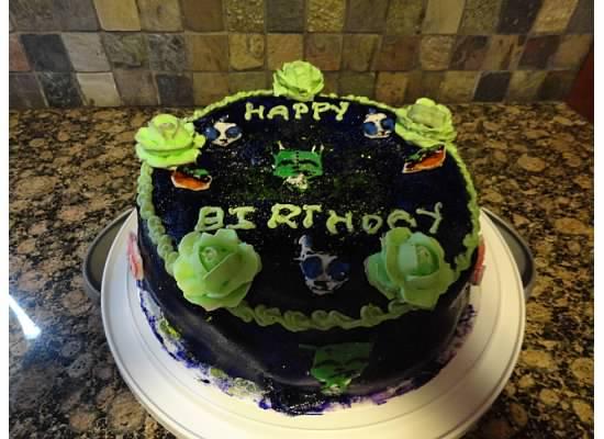 GIR Cake by Kate078