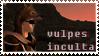 Vulpes Inculta Stamp by dr-glitzkrieg