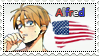 APH: Alfred Stamp by kamillyanna